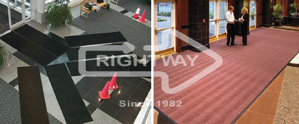 Entrance Mat Rental Vs Purchase Logo Mats By Rightway